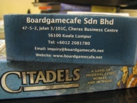 CITADELS M'sia Edition