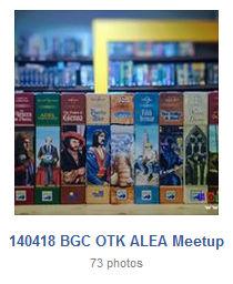 140418 FB BGC OTK Alea Meetup