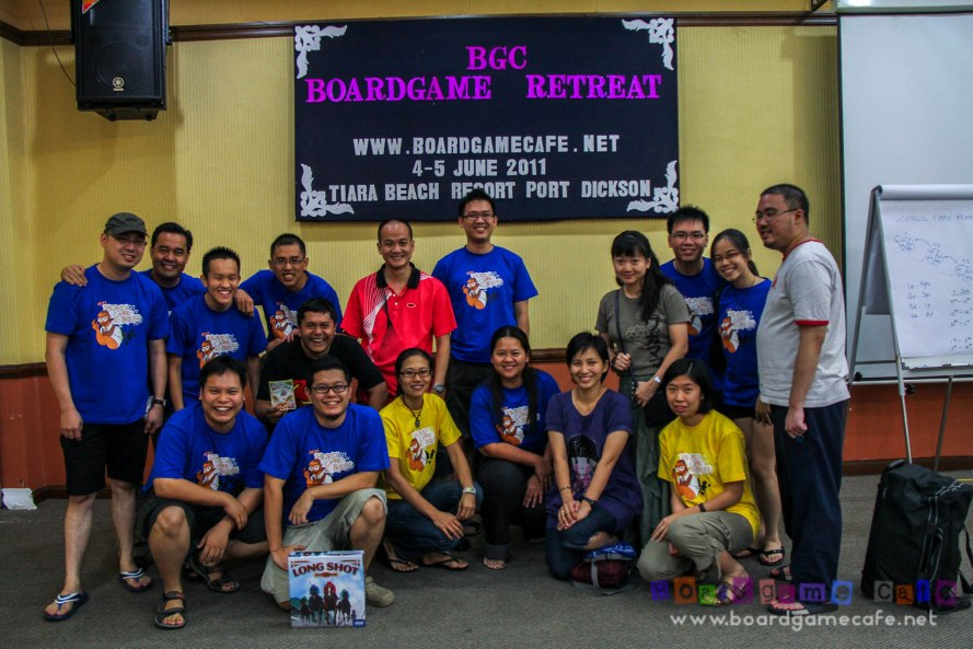 110605 BGCR11 Group Photo