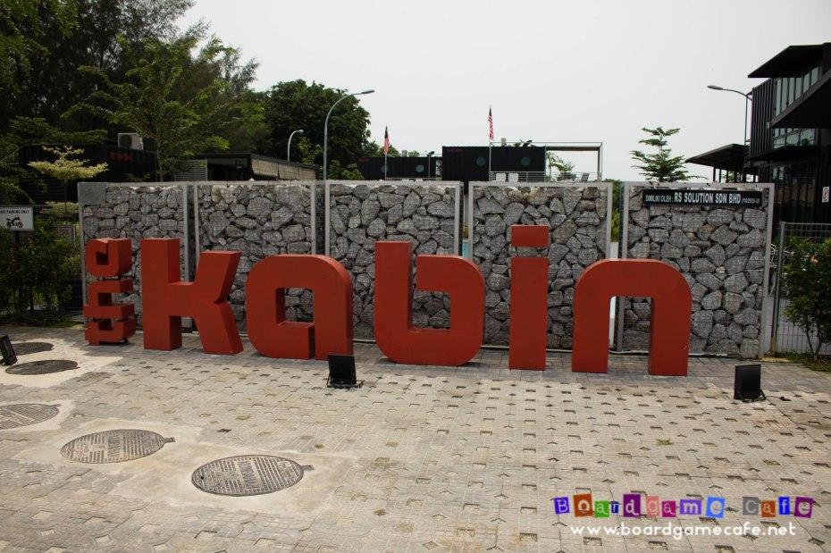 Venue for this year's BGC Retreat - The Kabin @ Pantai Remis