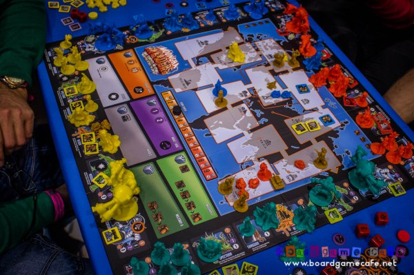 Moongha Invaders spotted at Essen Spiel 2015