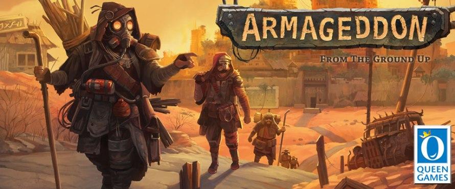 Armageddon Queen Games