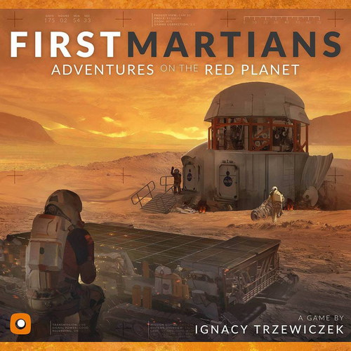 FirstMartians