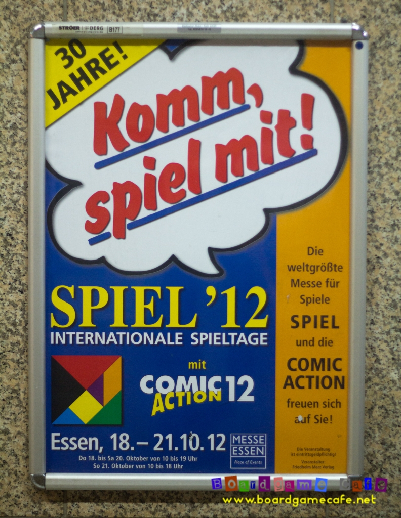 121017 Essen Spiel 2012 - The Day Before