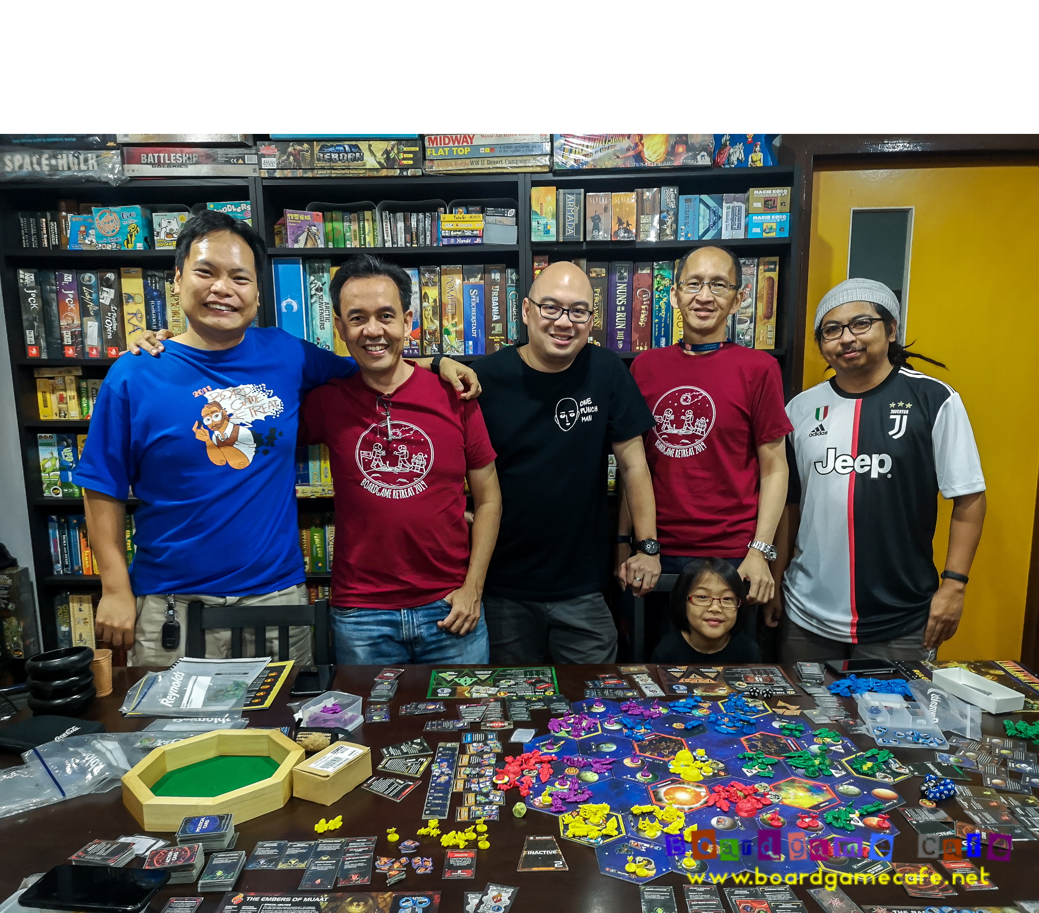 BGC OTK Twilight Xmas Meetup 28/12/19